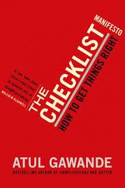Atul-Checklist-book